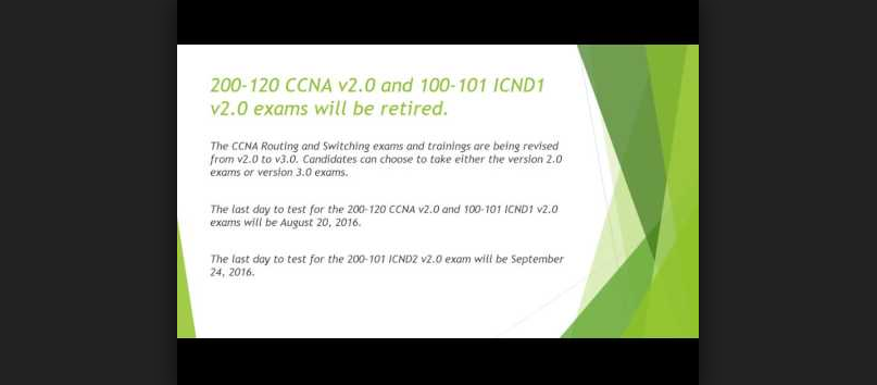 Cisco - Page 2 of 2 - Real IT Certification Training: Pass