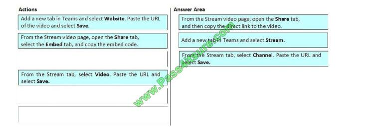 Pass4itsure MS-302 exam questions-q3-2