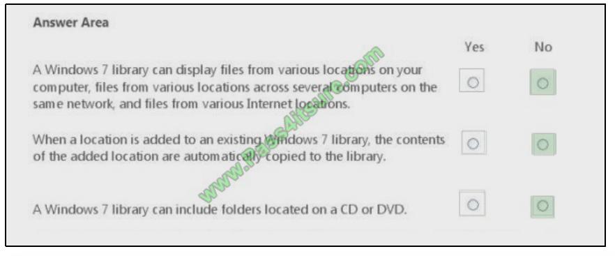 Pass4itsure Microsoft 98-349 exam questions q5-2