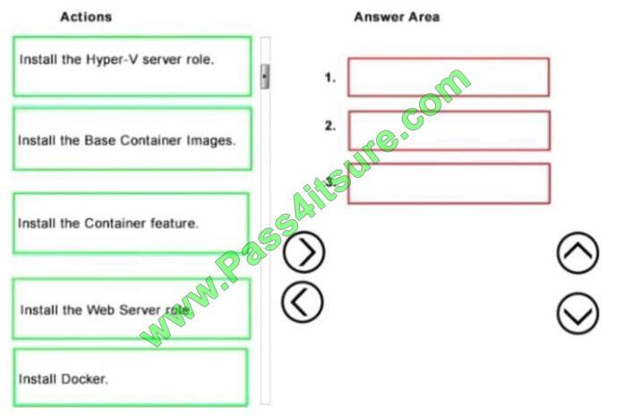 70-743 exam questions-q6