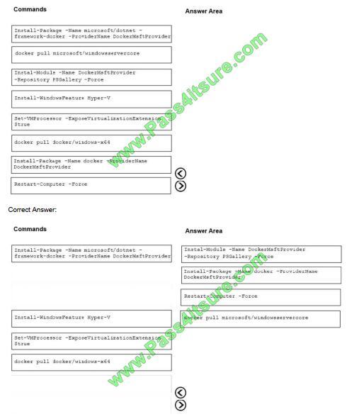 70-743 exam questions-q7