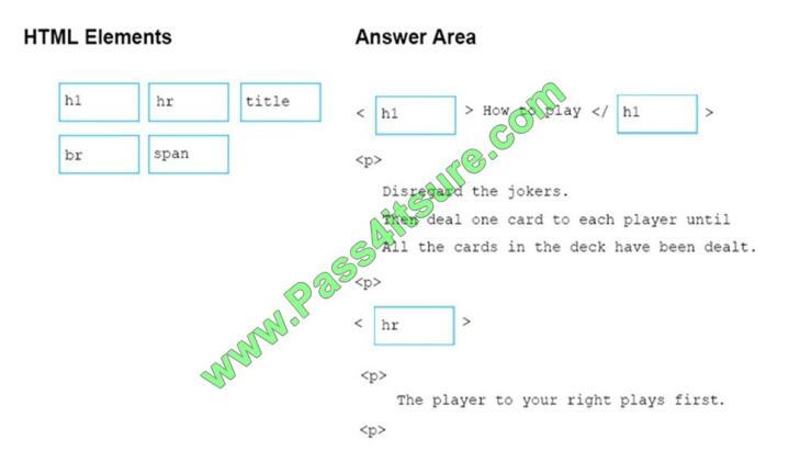 98-383 exam questions-q13-3