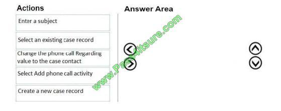 MB-230 exam questions-q12