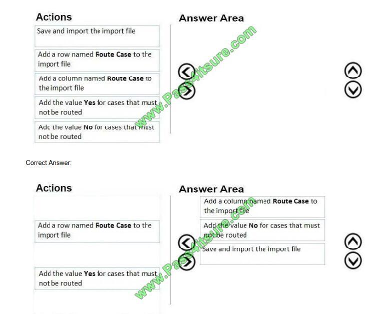 MB-230 exam questions-q2