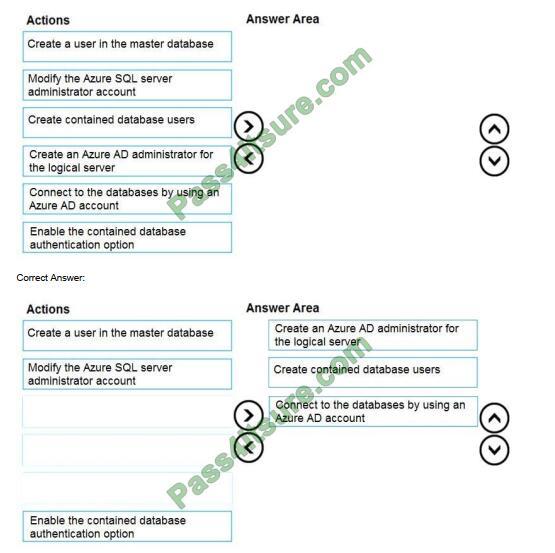 dp-300 exam questions-q12