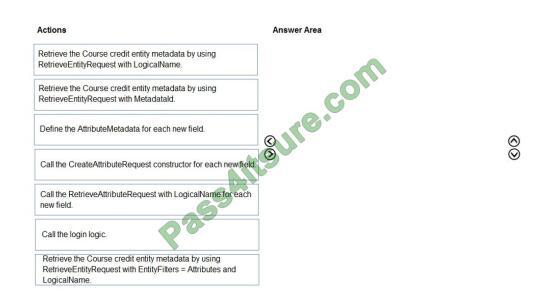 MB-400 exam questions-q7