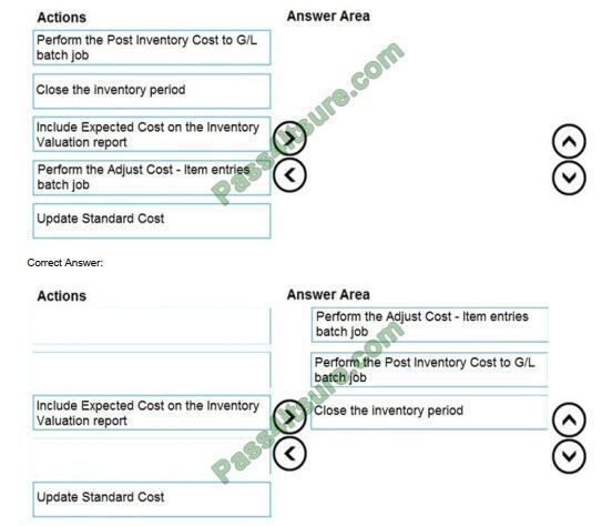 MB-800 exam questions-q8