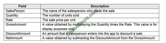 PL-100 exam questions-q4